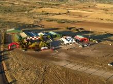 Vista aérea Aeródromo Villanueva del Pardillo 2