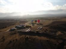 Vista aérea Aeródromo Villanueva del Pardillo 3