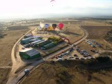 Vista aérea Aeródromo Villanueva del Pardillo 4