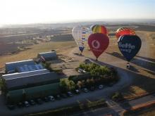 Vista aérea Aeródromo Villanueva del Pardillo 5