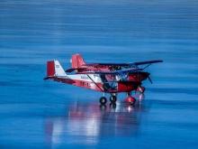 Aviones ULM de exhibición