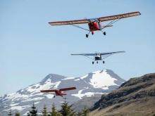 Aviones ULM de exhibición 2