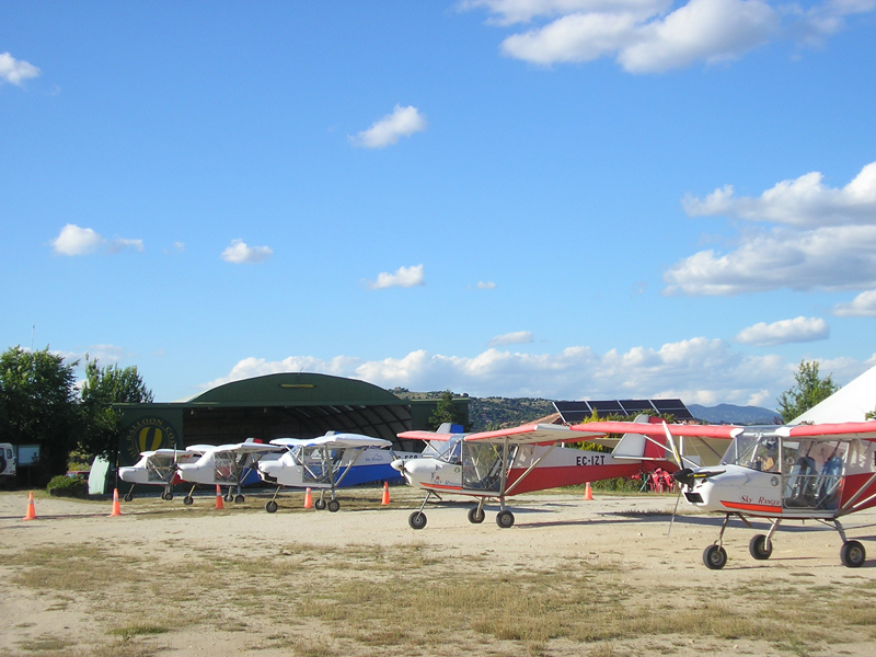 Aeródromo Villanueva del Pardillo 7