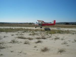 Avión de escuela de vuelo 3
